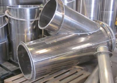 Saldature in Alluminio