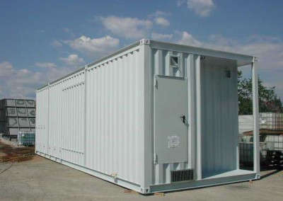 Galleria Container Shelter